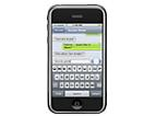 iPhone Sms