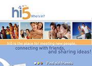 Hi5 Lider de Piata Internet