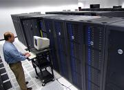 Cloud Hosting Server Center