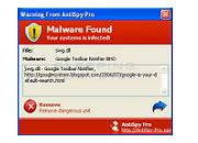 Malware in 2009